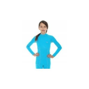 Brubeck Bluza termoaktywne dziecięce 140/146