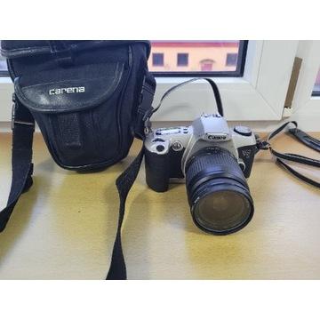 Canon EOS 500N + obiektyw + etui