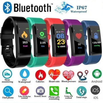 Opaska dla aktywnych -smartband-LICYTACJA!!!