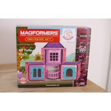 Magformers mini house set klocki magnetyczne -nowe