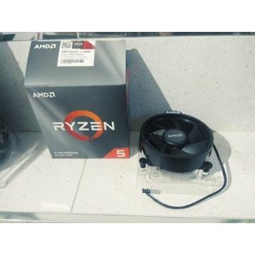 Chłodzenie procesora AMD RYZEN 5 model 3600