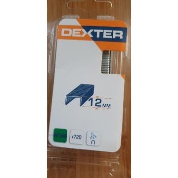 Zszywki do takiera TYP140 10.6 / 12 mm Dexter