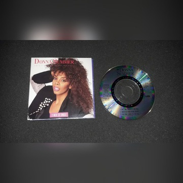 """Donna Summer-This Time I Know It's For Real 3 """" cd"""