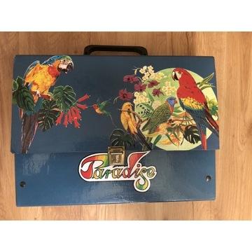 Teczka walizka dla dzieci wym. 24 x 33 cm