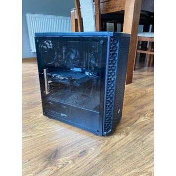 Komputer gamingowy GTX 1660 Super Ryzen 5 16Gb RAM