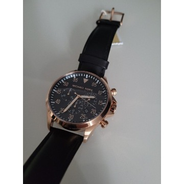 Zegarek męski Michael Kors chronograficzny