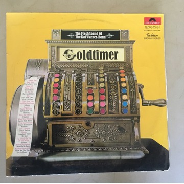 Goldtimer płyta winylowa