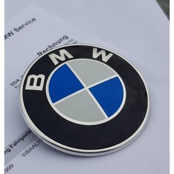 Emblemat na maskę BMW 82 mm