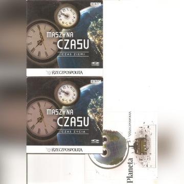 maszyna czasu 2 VCD  / planeta DVD