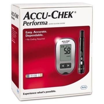 Accu-Chek Performa glukometr z nakłuwaczem