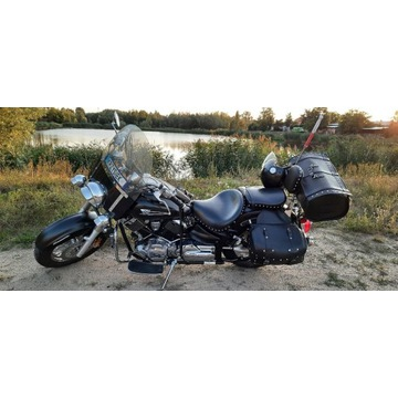 Motocykl Yamaha Dragstar Classic XVS 1100