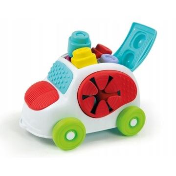 Samochodzik z klockami