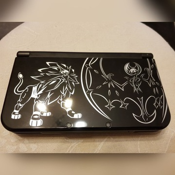 New Nintendo 3DS XL Limited Edition + gra i karty