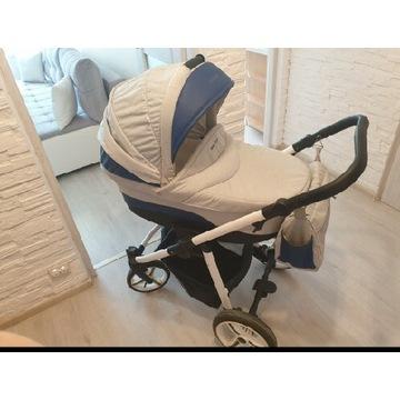 Wózek dziecięcy 3w1 Bebetto Vulcano