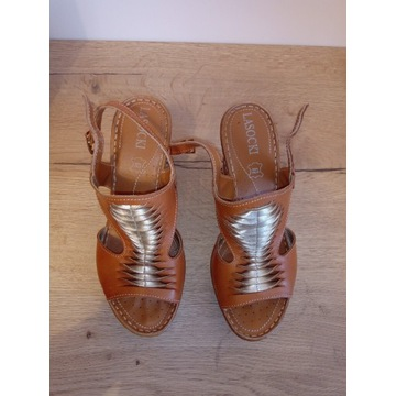 Sandały Lasocki r.36