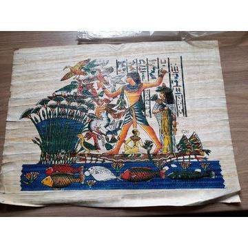 Papirus stary egipski