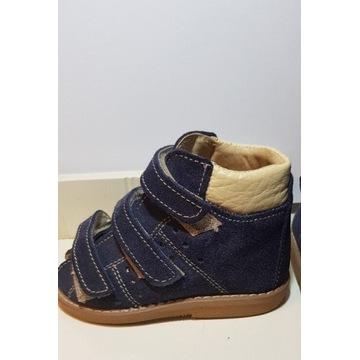 Nowe buty ciapy profilaktyczo-ortopedyczne roz.21