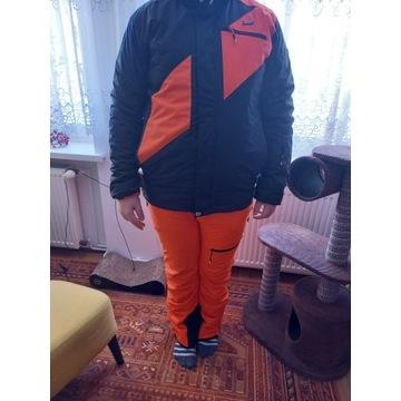 MĘSKI Kombinezon narciarski AST kurtka + spodnie X