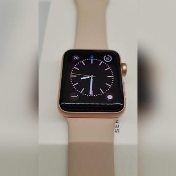 Apple Watch Series 3 38mm GPS Złoty Rose Gold