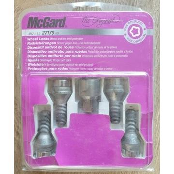 McGard śruby zabezpieczające 27179 - 5x110 Opel
