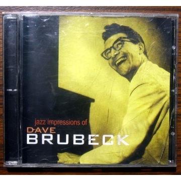 DAVE BRUBECK - Jazz Impressions Of Dave Brubeck
