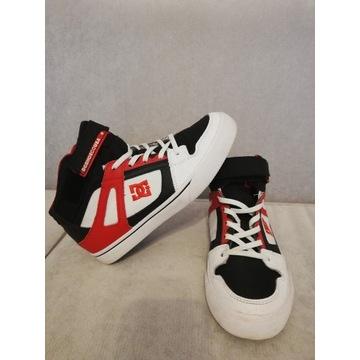 Buty sportowe  DC SHOE ECO USA Chłopięce