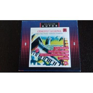 Ernesto Lecuona Obra para piano vol. 1