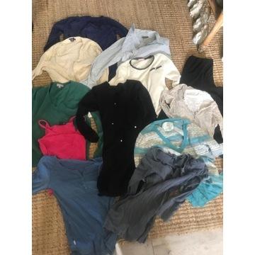 Zestaw wielka paka ubrań XS