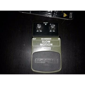 Behringer SM200 Slow Motion (Slow Gear)