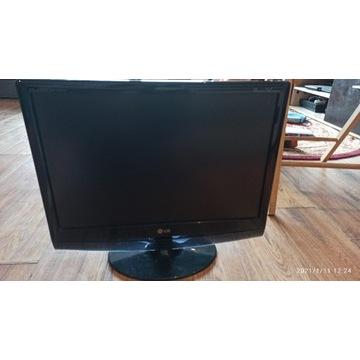 Monitor Telewizor 20 cali LG HDMI VGA DVI +Gratis