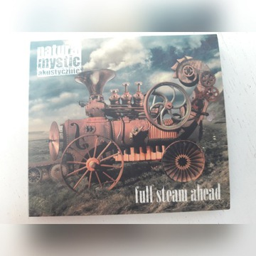 Natural Mystic Akustycznie - full steam ahead cd