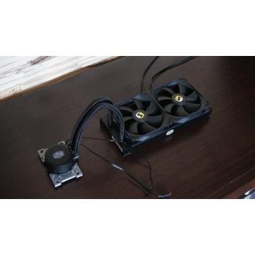 Chłodzenie Procesora CoolerMaster MasterLiquid 240