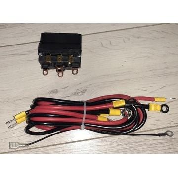 Przekaźnik stycznik wyciągarki 12V DRAGON WINCH