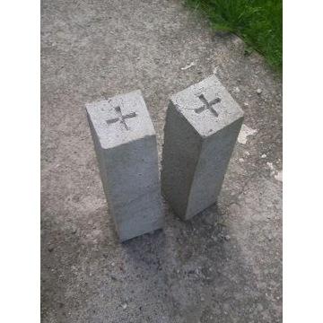 Granicznik Geodezyjny, Granicznik, Kamień