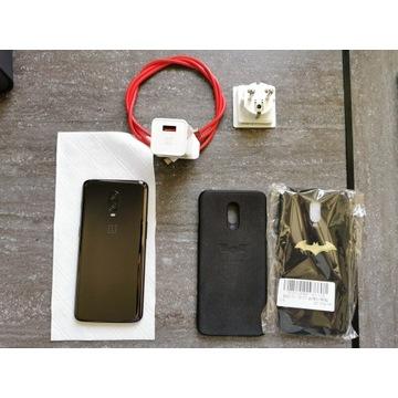 Oneplus 6t 8/128 GB czarny błysk andr10 Krk Olkusz