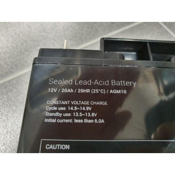 Akumulator Green Cell 12V 20Ah