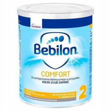 Bebilon Comfort 2 ProExpert z Pronutra 400g