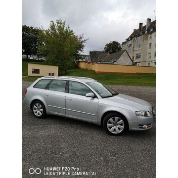 Audi A4 b7 1.9 tdi Avant 2007 116KM