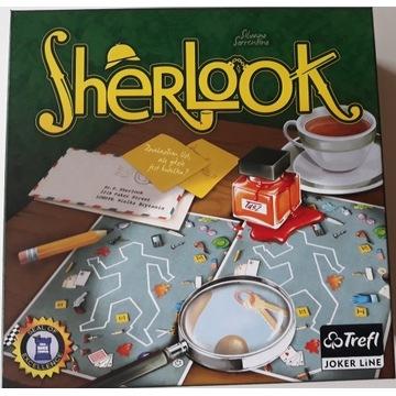 Sherlook gra planszowa - wyprzedaż kolekcji