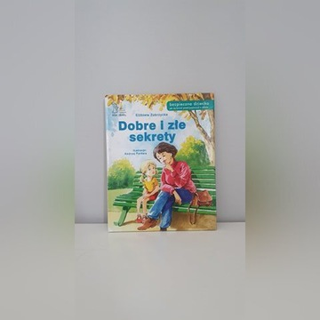 Dobre i złe sekrety-książka