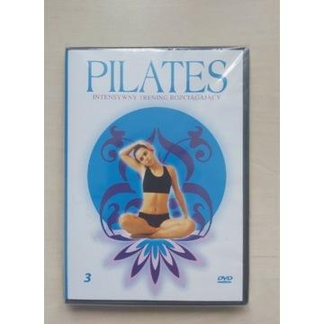 Pilates intensywny trening rozciągający