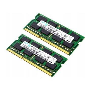 RAM 8GB (2x4GB) DDR3L PC3L 12800S 1600MHz SAMSUNG
