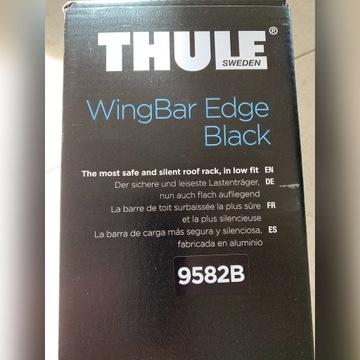 Belki bazowe THULE WingBar Edge Black 9582B
