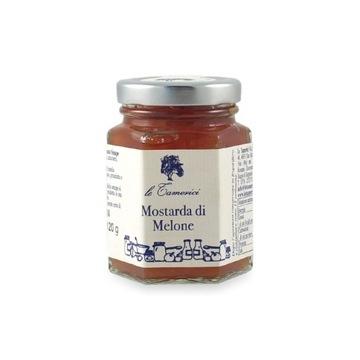Włoska musztarda z melona 120g do sera mięsa