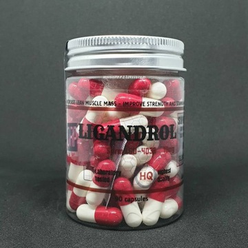 Ligandrol, suplement diety QRPNUTRITION