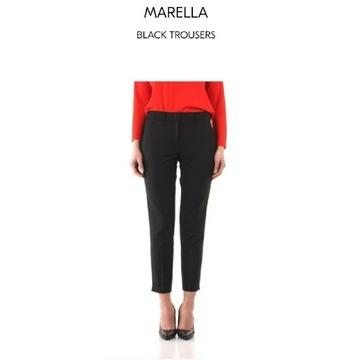 Marella cygaretki 38 j.nowe czarne