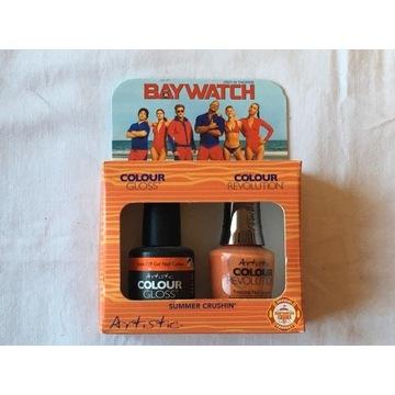 Komplet Bay Watch soak off gel nail Colour