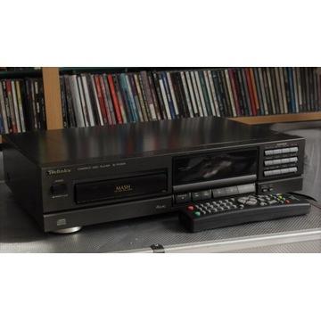 Odtwarzacz płyt CD marki TECHNICS  SLPG 100A+pilot