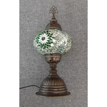 Lampa stołowa turecka orientalna