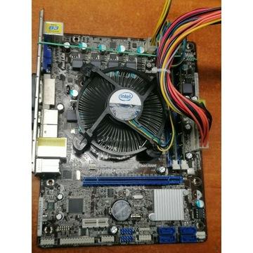 Core i3 3.30GHz /  ASRock H61M-DGS / 8 GB Ram